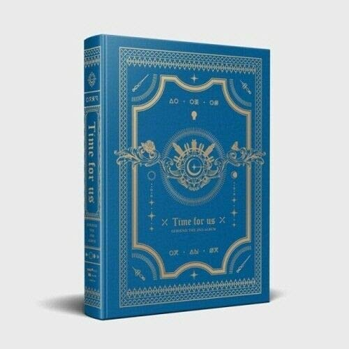 Source Music - Gfriend - [Time for Us] 2nd Album Limited Edition CD+1p Poster+80p PhotoBook+Folding Double-Sided Lyrics Paper+2p PhotoCard+1p Photo Paper Mobil+7p Photo Frame Stand+Extra PhotoCard Set+Tracking