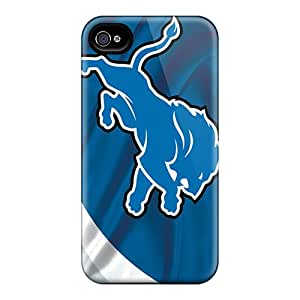Great Hard Phone Case For Iphone 6plus (RgD5841orNR) Allow Personal Design Trendy Detroit Lions Pictures