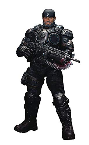 Storm Collectibles 1 12 Marcus Fenix Gears Of War Import It All