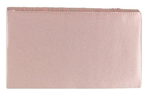 Mano Oscuro Rosa Handbags De Mujer Cartera Para Girly PFq8xwUF