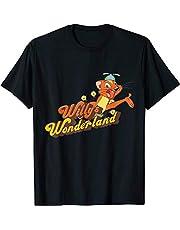 BINA STORE Funny Willy Wonderlands Baby Girl Gift T-Shir T-Shirt T120321