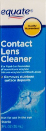 Equate Contact Lens Cleaner 1 fl oz by Equate
