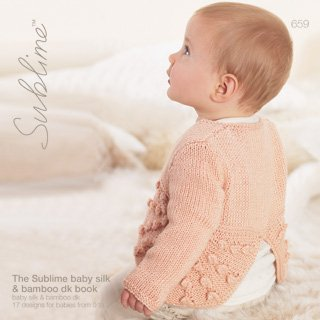 The Second Sublime Baby Silk & Bamboo DK Book 659