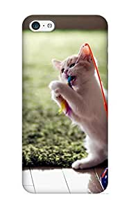 meilinF000Ideal Caroiliams Case Cover For Iphone 5c(animal Cat Kitten Cute), Protective Stylish CasemeilinF000