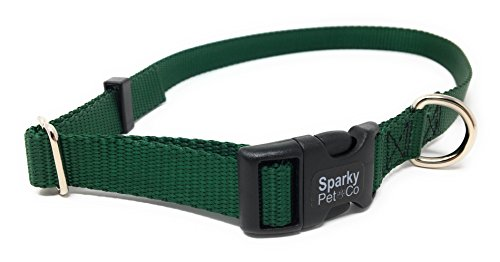 Sparky PetCo 3/4 Universal Clip-N-Go Adjustable Nylon Dog Co