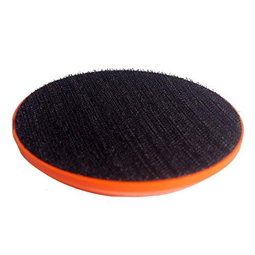 Andux Zone skateboard Pucks rondelles de longboard sur des gants de remplacement Stick à gants aide Ralentir (Noir Vert Rose orange) STHK-01