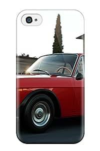 High Grade Flexible Tpu Case For Iphone 4/4s - Forza Horizon 2