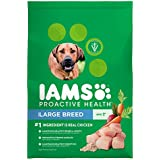 Iams ProActive Health Adult Dry Dog Food for Large Dogs – Chicken, 30 Pound Bag