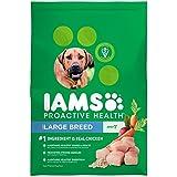 Iams Proactive Health Adult Large Breed Dry Dog Food Chicken, 30 Lb. Bag