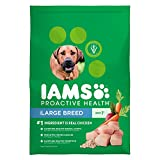 Cheap Iams Proactive Health Adult Large Breed Dry Dog Food Chicken, 30 Lb. Bag