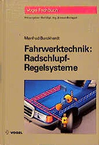Fahrwerktechnik Radschlupf Regelsysteme
