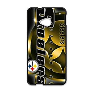 NFL Steelers Cell Phone Case for HTC One M7