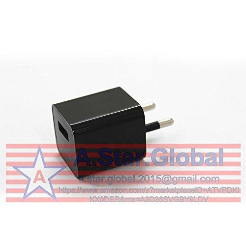 1080P 32Gb Surveillance Spy Camera UX-6 ScoutOut DVR USB Wall Charger