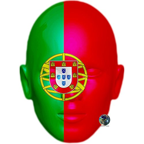 Celebrity Cutouts Portugal Worldcup 2018 Masques