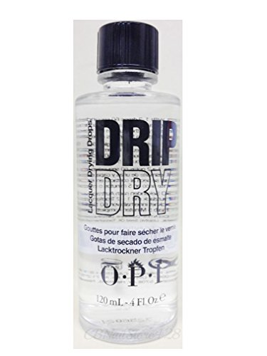 Drip Dry Lacquer Drying Drops 4oz/120ml 1 pc. -