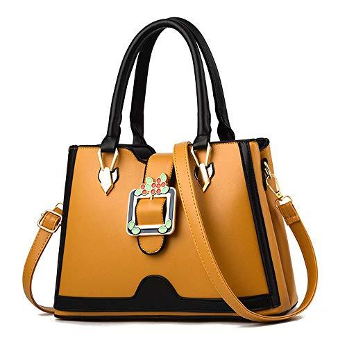 ANLEI à Sac CM 1001 bandoulière Bag 20 Yellow à Messenger A Couleurs 6 Mode PU 12 29 Sac Mlle Main ppdrqwxz