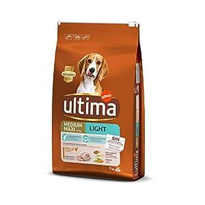 ultima Pienso para Perros Medium-Maxi Light con Pollo – 7 kg