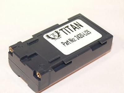 Replacement Intermec-Norand T2425CS Barcode Scanner Battery