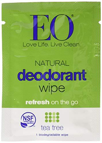 - Eo Deodorant Wipes Tea Tree