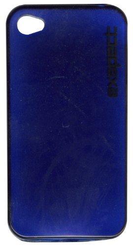 Exspect Toughskin for iPhone 4 - Blue