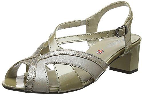 CharmScarpe Dietro Caviglia Donna Con Purple Padders Cinturino Beigestone Col Tacco La E2b9IWDHYe