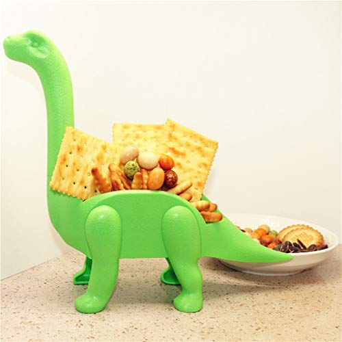 Tronet Taco Holder The Ultimate Prehistoric Taco Stand for Taco Tuesdays and Dinosaur (A, Green) by Tronet (Image #4)