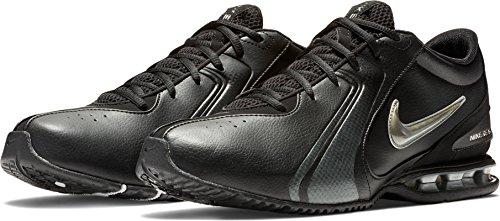 Nike Mens Reax Tr Iii Sl Cross Trainer Svart / Tidningspapper