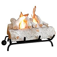 """Real Flame 18"""" Convert-to-Gel Log S..."""