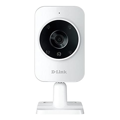 D-Link HD Wi-Fi Camera Connected Home Series (DCS-935L) - 414kfe9XogL - D-Link HD Wi-Fi Camera Connected Home Series (DCS-935L)