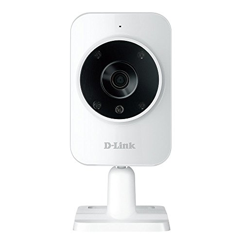 D-Link HD Wi-Fi Camera Connected Home