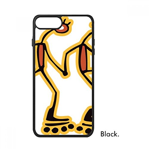 - Egypt Figure Roller Skating Pattern for iPhone 8/8 Plus Cases Phonecase Apple Cover Case Gift