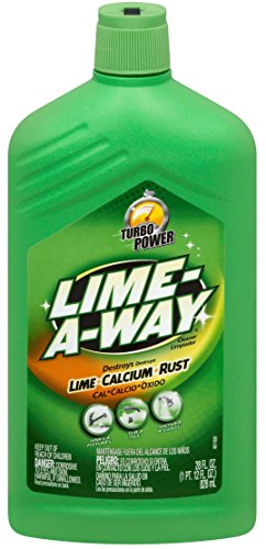 (Lime-A-Way Lime, Calcium & Rust Cleaner 28 oz (Pack of 3))