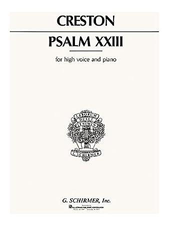 Amazon | Paul Creston: Psalm 2...