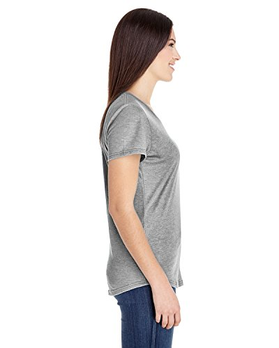 T shirt Anvil Donna Anvil Grigio shirt T Grigio Donna C6XwqX1