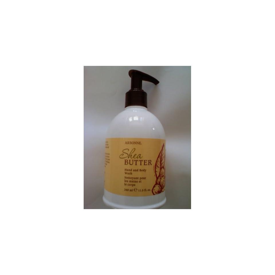 Arbonne Shea Butter Hand & Body Wash