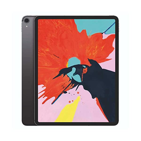 "Apple iPad Pro | 13"" | 3rd GEN | WI-FI | 64GB | Gray | 2018 | (Renewed) 1"