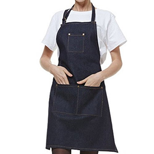 Denim Adult Apron - 4
