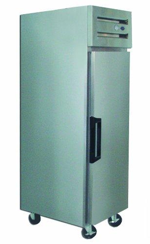 Reach In Freezers, Top Mount, 1 Door and 3 Shelves, 20 Cubic Feet