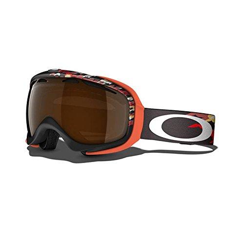 Oakley Elevate Snow Goggles with Black Iridium Lens