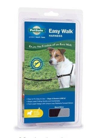 P/S Negro PetSafe fácil Arnés de caminar, pequeño, Perros, correa ...