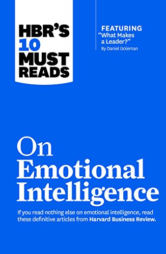 Amazon hbrs 10 must reads on emotional intelligence with hbrs 10 must reads on emotional intelligence with featured article what makes a leader fandeluxe Images