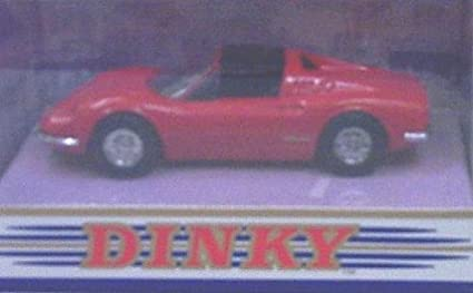 Dinky Toys DY-24; 1973 Ferrari 246 Dino GTS; Red by Dinky