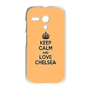 Custom Cover Case Fashion Chelsea Time For Motorola G SXSWX988912