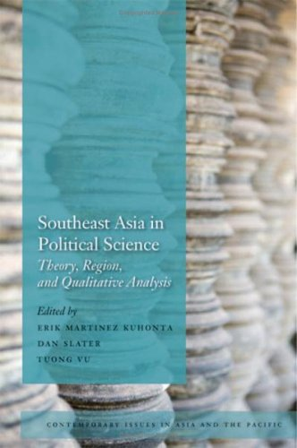 Southeast Asia in Political Science: Theory, Region, and Qualitative Analysis (Contemporary Issues in Asia and Pacific)