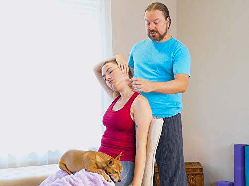 Chair Massage For Upper Back