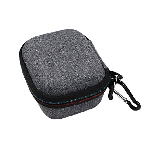 LOLOVI Portable Zipper Pouch Dust/Shockproof Hard Protective Case Storage Bag Box for Galaxy Buds