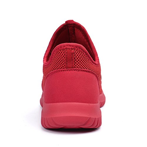 Troadlop Women Sneakers Air Cushion Slip on Tennis Shoes Light Breathable Running Walking Athletic Shoes 4