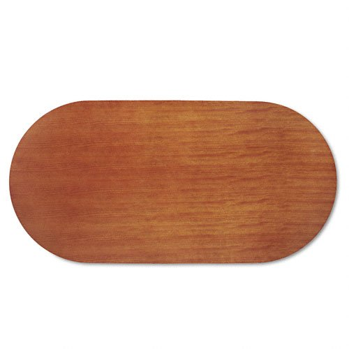 Alera RN719645CM Verona Series 96 by 45-Inch Racetrack Conference Table Top, Cherry