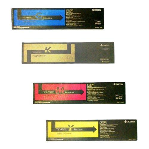 Kyocera TK 8307C TK 8307K TK 8307M Cartridge