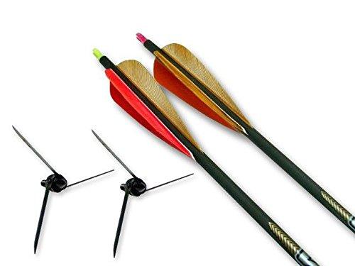 Magnus Bullhead kit/2-125 grain/2- .300 arrows